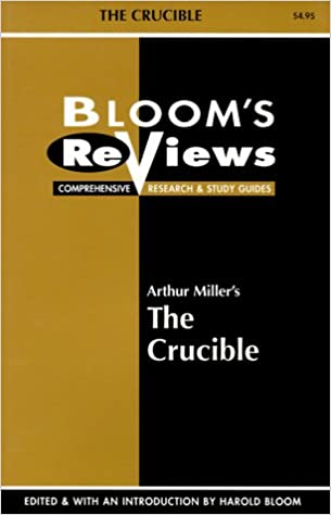 Free Download Bloom S Reviews Comprehensive Research Study Guide Arthur Miller S The Crucible Pdf Full Online Ebookreadbookfreebook