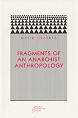Fragments of an Anarchist Anthropology (Paradigm) Paperback