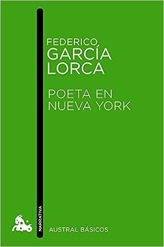 Poeta En Nueva York Austral Básicos Amazones Federico