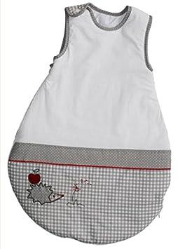Roba Babyschlafsack Schlafsack 110 cm Glücksengel grau NEU