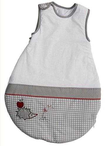 Saco de dormir de 70 cm para bebes roba, utilizable durante todo el año,
