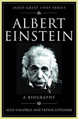 Autobiography of albert einstein book