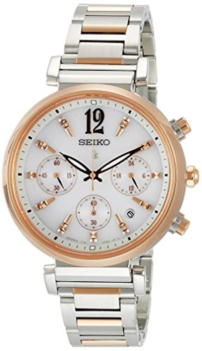 [해외] 세이코 루키아 여성손목시계 SSVS034