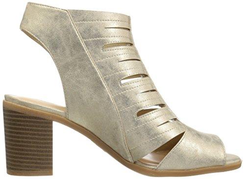 Easy Street Kvinders Karlie Krænger Sandal Guld Metallic mITh88V5