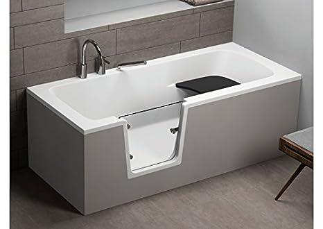 Vasche Da Bagno Altezza 50 Cm : Vovo vasca da bagno per anziani bianco cm cm amazon