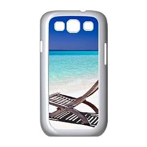 lintao diy Case Of Island Beach Customized Hard Case For Samsung Galaxy S3 I9300 Kimberly Kurzendoerfer