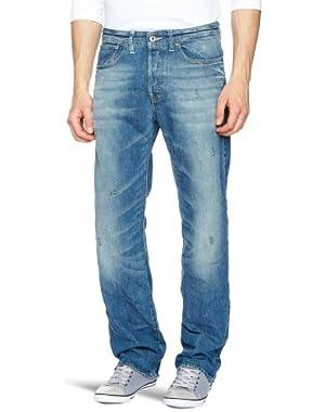 G-Star Mens Yield Jeans - Medium Aged