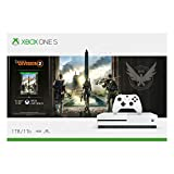 Xbox One S 1TB Console - Tom Clancy's The Division