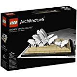 LEGO Architecture - 21012 - Jeu de Construction - L'Opéra de Sydney