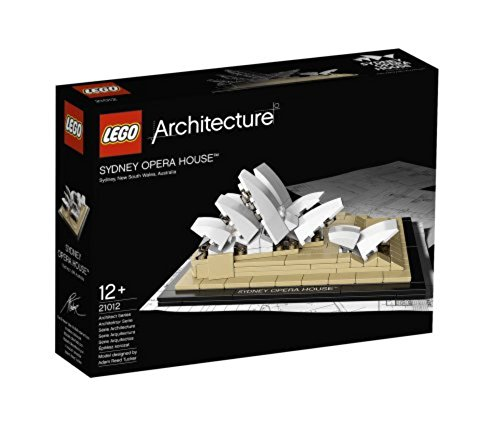 Lego Architecture Sydney Opera House Collectible - 21012