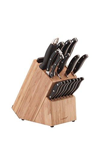 20-Pc Knifeblock Forged Set