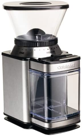 Cuisinart Supreme Grind Automatic Burr Mill (Renewed)