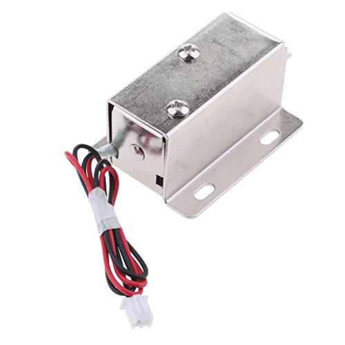 Homyl Universal 6V 1.5A Mini Electric Magnetic Electromagnetic Lock Door Gate Access Entry Control by Homyl (Image #3)