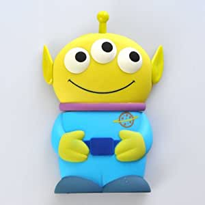 iPhone 5 Disney 3D 3 ojos Marciano de Toy Story Funda