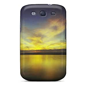 Forever Collectibles Sunset Over Torrey Pines Hard Snap-on Galaxy S3 Case