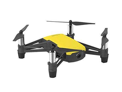 Ryze Tello Micro Racing Drone-Yellow Color ()