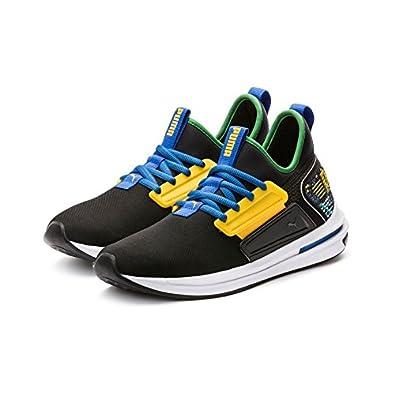 new concept 2ff74 08e22 Puma Men's Ignite Limitless Sr Cnvl Fm Black Sneakers