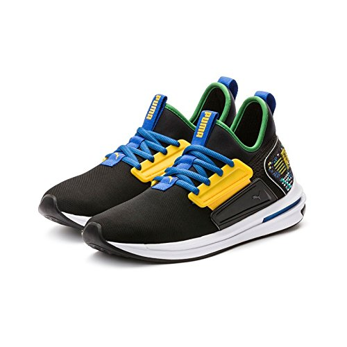 fb4792a2f37f Puma Men s Ignite Limitless Sr Cnvl Fm Black Sneakers-10 UK India (44.5