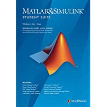 MATLAB and Simulink Student Suite R2015a
