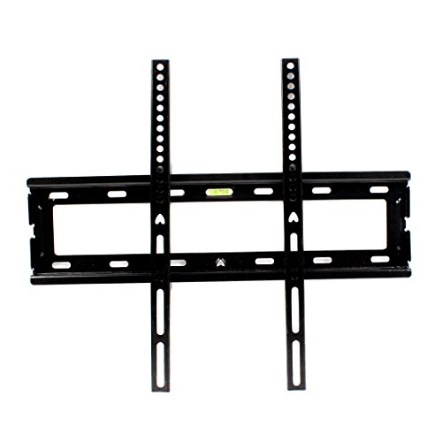 42 Espresso Wall Mounted Component Media Stand For Under