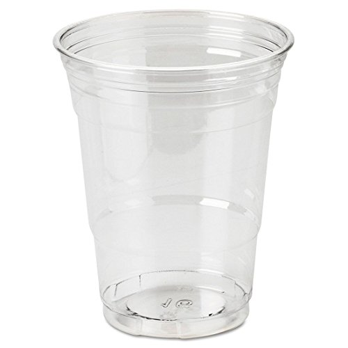 Dixie Crystal Clear Cup (Dixie PETE Cold Plastic Cups, (500 ct.)16 oz.)