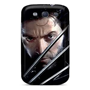 Galaxy S3 Cover Case - Eco-friendly Packaging(wolverine)