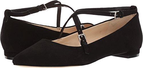 Nine West Women's Anastagia Black Suede Shoe