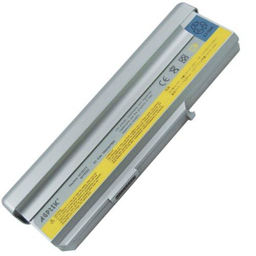 Battery for Lenovo/IBM 3000 N100, 3000 N200, 3000 C200 Series 6600mAh 9 Cells