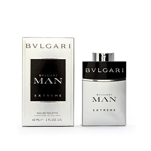 Bvlgari Man Extreme by Bvlgari 2.0 oz Eau de Toilette Spray