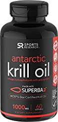 Antarctic Krill Oil (Double Strength) wi...