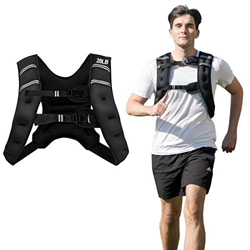 GYMAX Weighted Vest