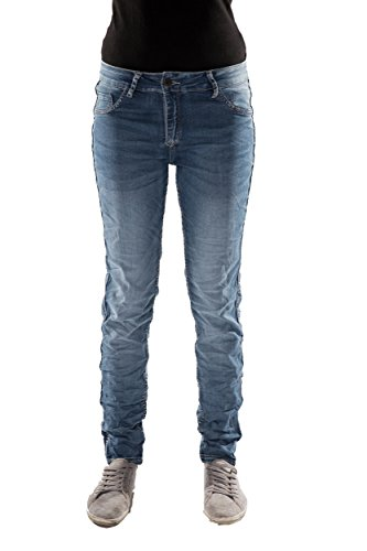 Belmonte Fashion Para Azul Vaqueros Mujer XwXq1rR
