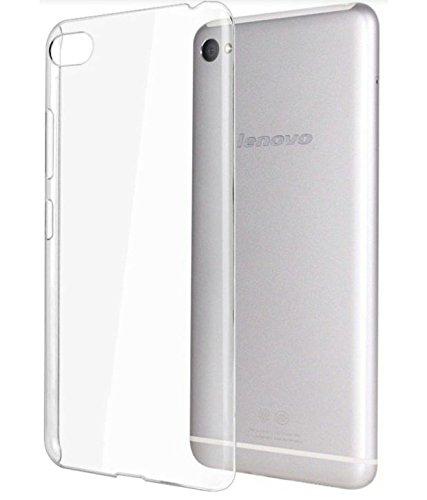 Helix Flexible Transparent Back Cover for Lenovo S90 Sisley