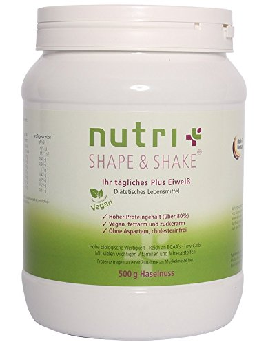 Nutri-Plus Shape & Shake Vegan