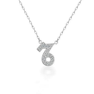 Bling jewelry cz pave capricorn zodiac sign pendant sterling bling jewelry cz pave capricorn zodiac sign pendant sterling silver necklace 16 inches aloadofball Choice Image