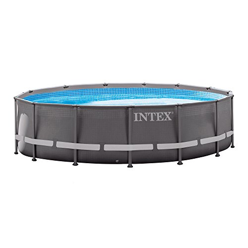 Aeration Frame (Intex 14ft X 42in Ultra Frame Pool Set with Filter Pump, Ladder, Ground Cloth & Pool Cover)