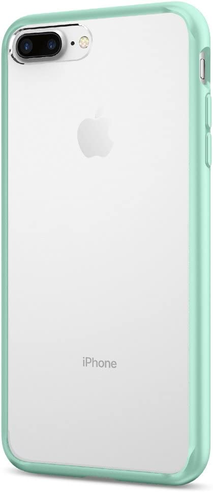 Funda para iPhone 7 Plus, Spigen [Ultra Hybrid], tecnología de cojín de Aire, Carcasa Trasera Transparente y Carcasa Protectora de TPU para iPhone 7 Plus.