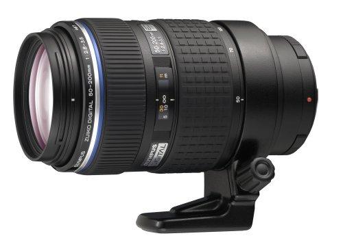 Olympus Zuiko 50-200mm f/2.8-3.5 Digital ED SWD Lens for Olympus Digital SLR Cameras by Olympus