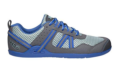 Schoenen Xero Prio - Minimalistische Blotevoetenpad En Road Hardloopschoen - Fitness, Atletisch Zero Daling Sneaker - Dames Nautische Blauw