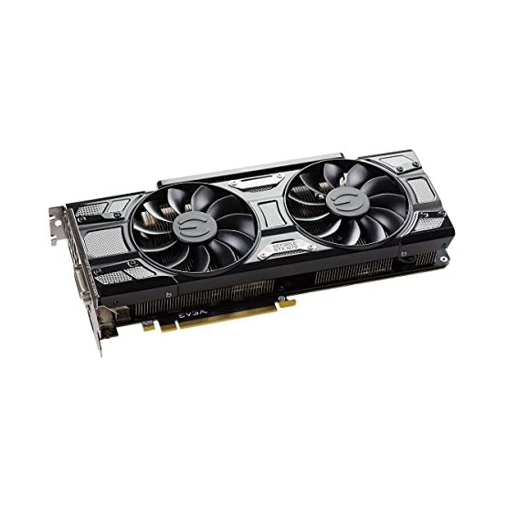 EVGA GeForce 08G-P4-5173-KR, GTX 1070 SC GAMING ACX 3.0 Black Edition, 8GB GDDR5, LED, DX12 OSD Support (PXOC) 412Zf9olwqL. SS555