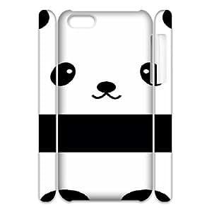 SOPHIA Phone Case Of pandas illustration cute girl for iPhone 5C