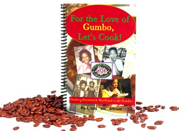 Read Online For the Love of Gumbo, Let's Cook! ebook