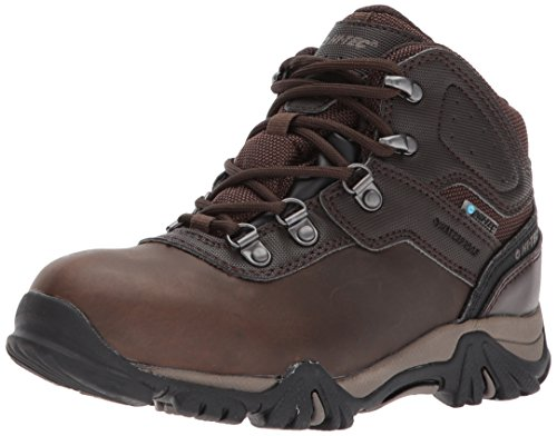 Hi-Tec Baby Altitude VI Jr Waterproof Hiking Boot, Dark Chocolate, 10 Medium US - Boots Chocolate 10