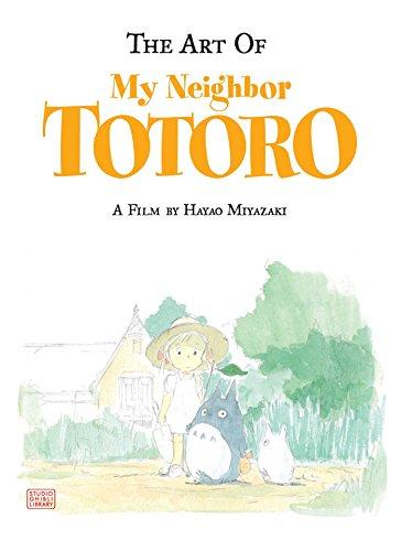 The Art of My Neighbor Totoro (Studio Ghibli Library)