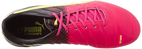 black Pink Glo Evopower Da Calcio 1 01 Ag 3 Yellow Uomo pink safety Scarpe Puma Tricks aHzqw6np6C