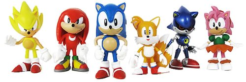 sonic-multi-pack-2-action-figure-6-classic-figures-knuckles-sonic-super-sonic-amy-metal-sonic-and-ta