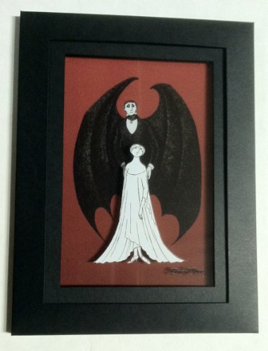 [Lucy & Dracula 3D HD2 Laser Cel] (Tony Award For Best Costume Design)