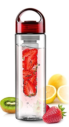 Fruit Infuser Water Bottle Exercising product image