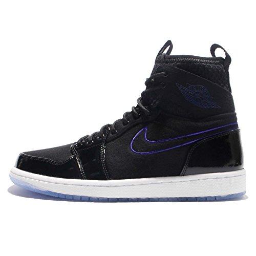 Nike 844700-002 Chaussures de sport, Homme, Noir (Black / Concord / Black / White), 47