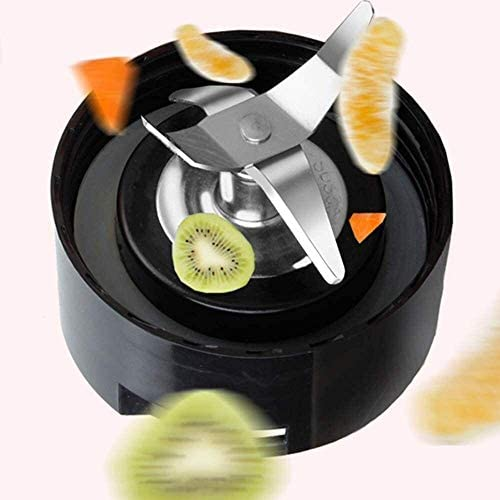 Juicer Portable for Mini ménages Juicer Juice Student Cup multi-fonction automatique de fruits et légumes machine for le jus fraîchement pressé, Purée, 600ml, 250W